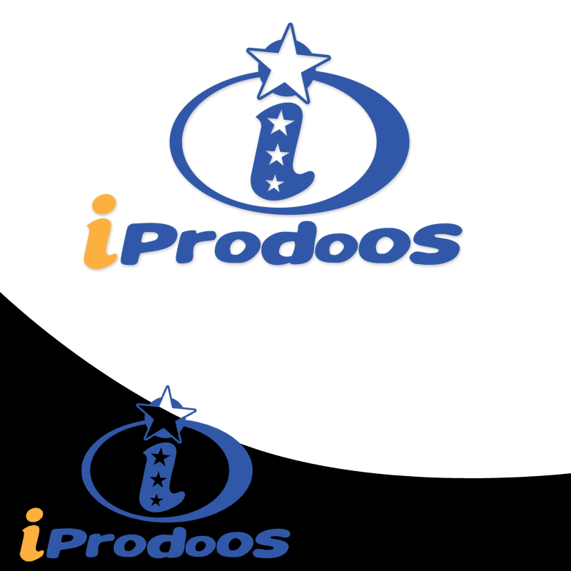 Logo Design by Private User - Entry No. 34 in the Logo Design Contest New Logo Design for iProdoos.
