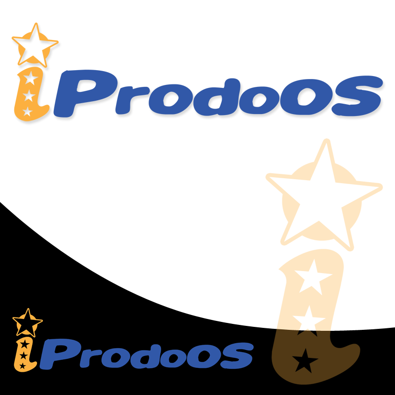 Logo Design by Robert Turla - Entry No. 35 in the Logo Design Contest New Logo Design for iProdoos.