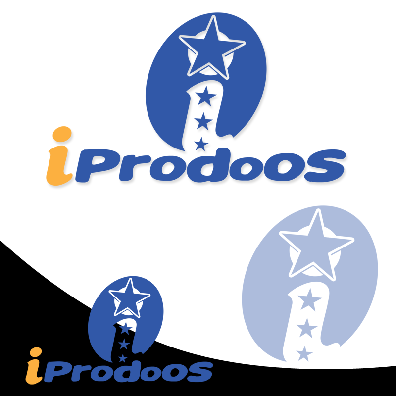 Logo Design by Private User - Entry No. 36 in the Logo Design Contest New Logo Design for iProdoos.