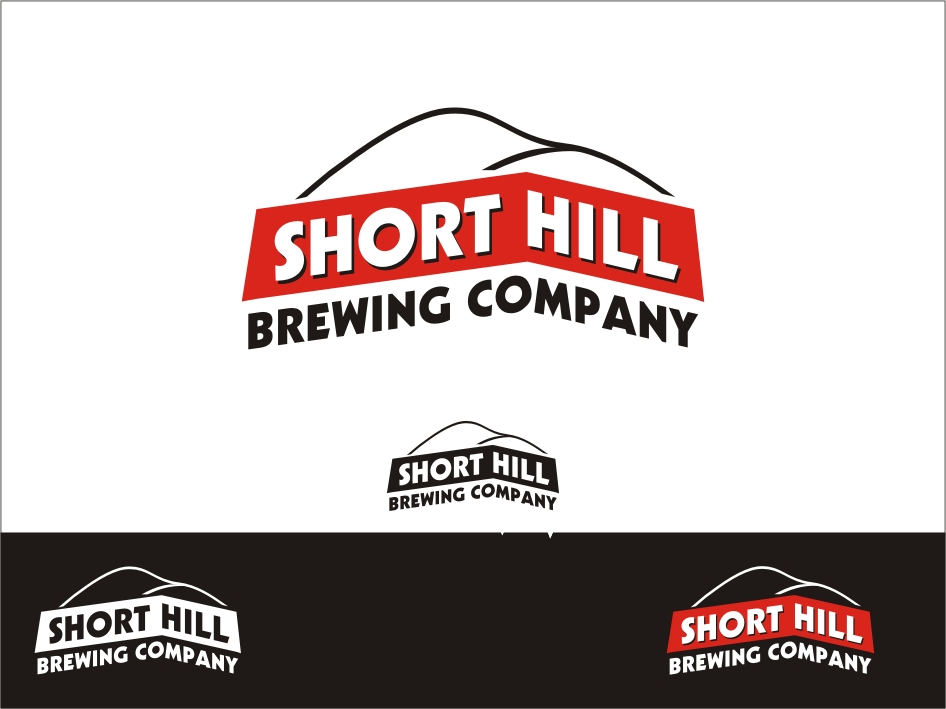 Logo Design by RED HORSE design studio - Entry No. 45 in the Logo Design Contest Unique Logo Design Wanted for Short Hill Brewing Company.