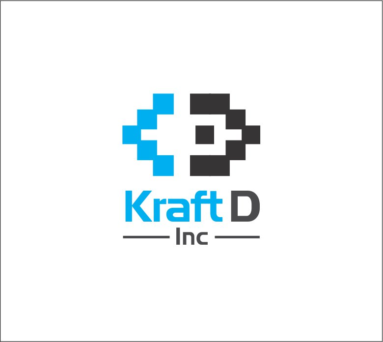 Logo Design by Private User - Entry No. 371 in the Logo Design Contest Unique Logo Design Wanted for Kraft D Inc.