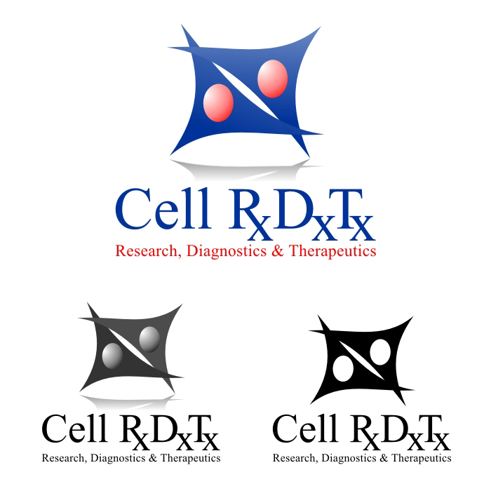 Logo Design by aspstudio - Entry No. 114 in the Logo Design Contest Cell Research, Diagnostics & Therapeutics Ltd (RxDxTx).