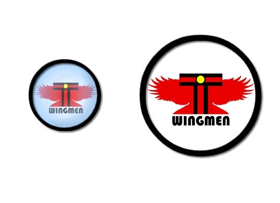 Logo Design by Ismail Adhi Wibowo - Entry No. 16 in the Logo Design Contest New Logo Design for IT Wingmen.