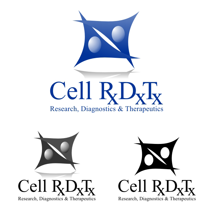 Logo Design by aspstudio - Entry No. 115 in the Logo Design Contest Cell Research, Diagnostics & Therapeutics Ltd (RxDxTx).