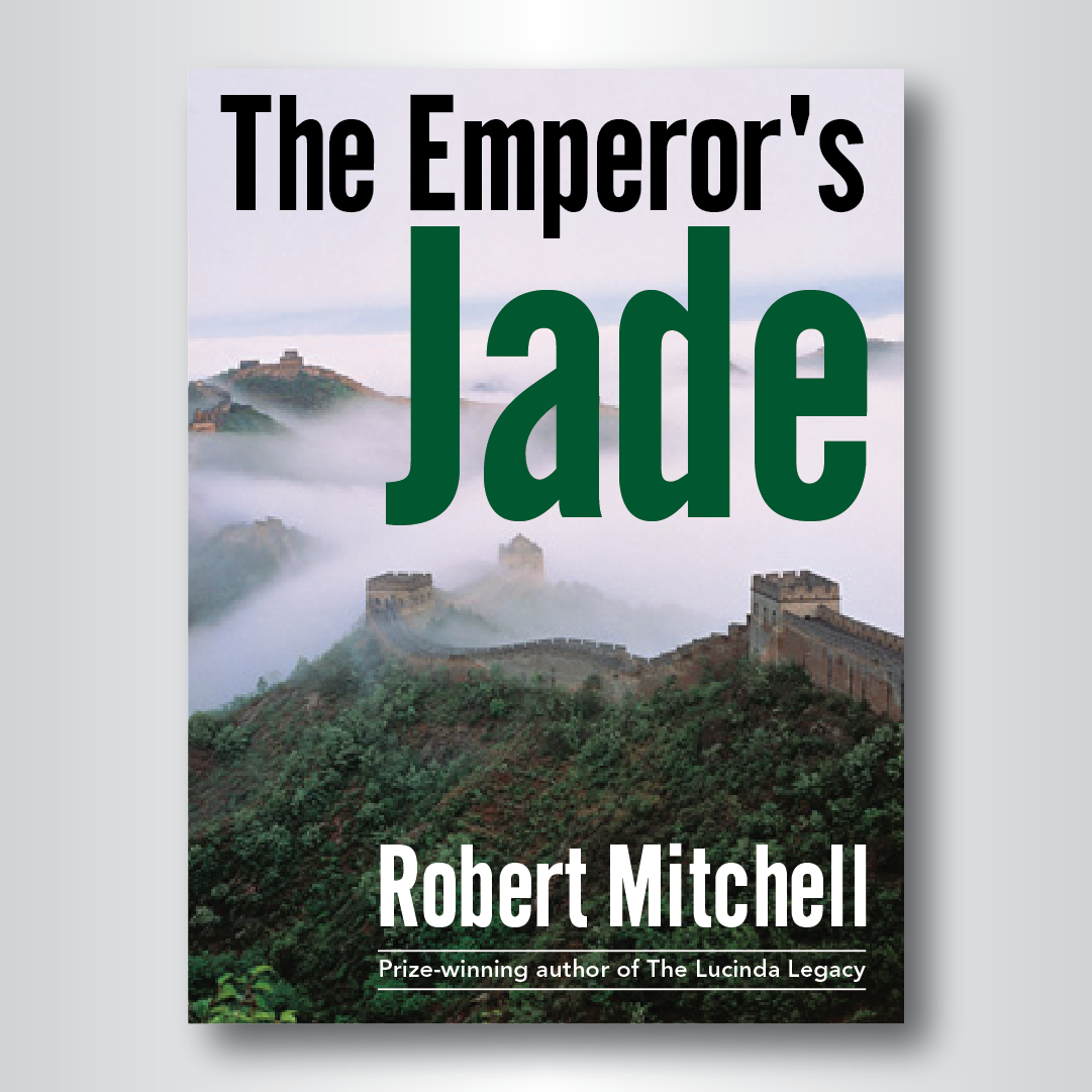 Book Cover Design by darkobovan - Entry No. 8 in the Book Cover Design Contest Book Cover Design for The Emperor's Jade.