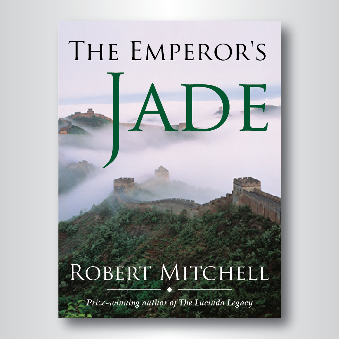 Book Cover Design by darkobovan - Entry No. 9 in the Book Cover Design Contest Book Cover Design for The Emperor's Jade.