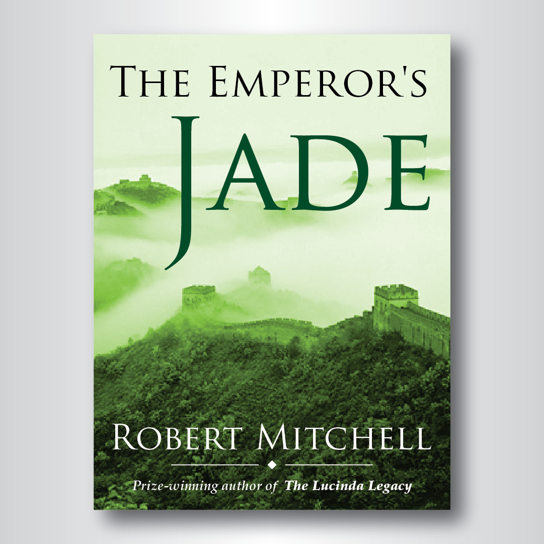 Book Cover Design by darkobovan - Entry No. 14 in the Book Cover Design Contest Book Cover Design for The Emperor's Jade.
