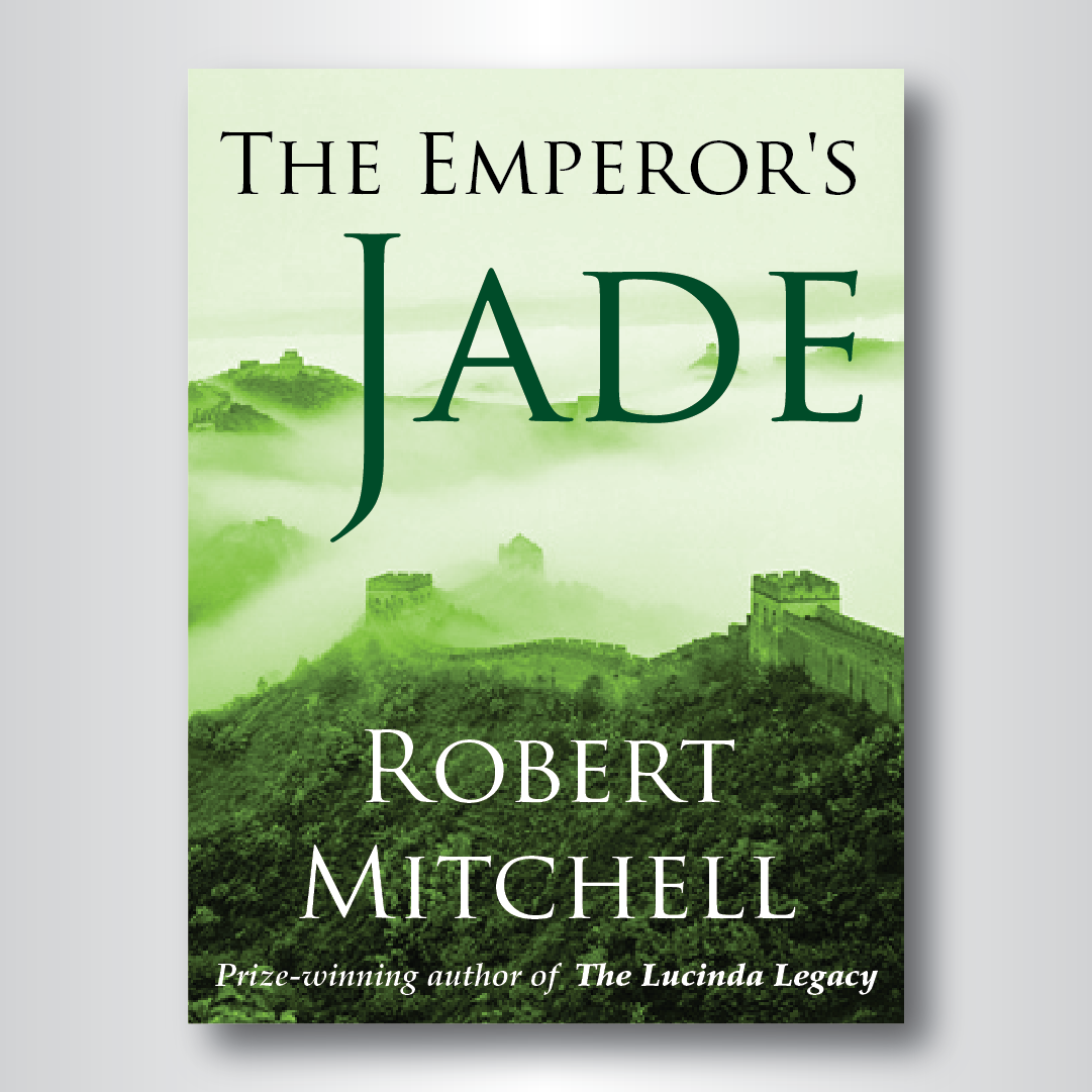 Book Cover Design by darkobovan - Entry No. 15 in the Book Cover Design Contest Book Cover Design for The Emperor's Jade.
