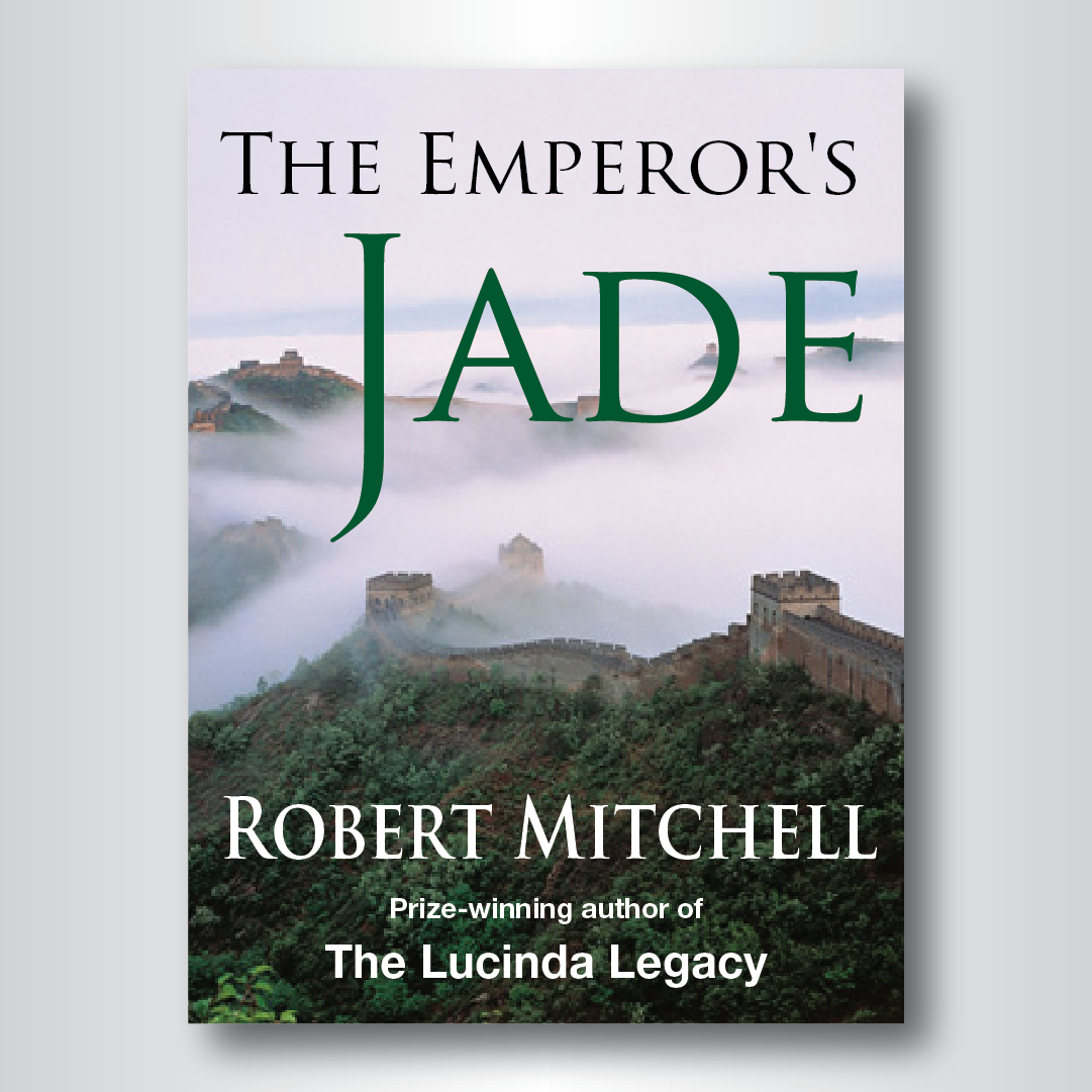 Book Cover Design by darkobovan - Entry No. 16 in the Book Cover Design Contest Book Cover Design for The Emperor's Jade.