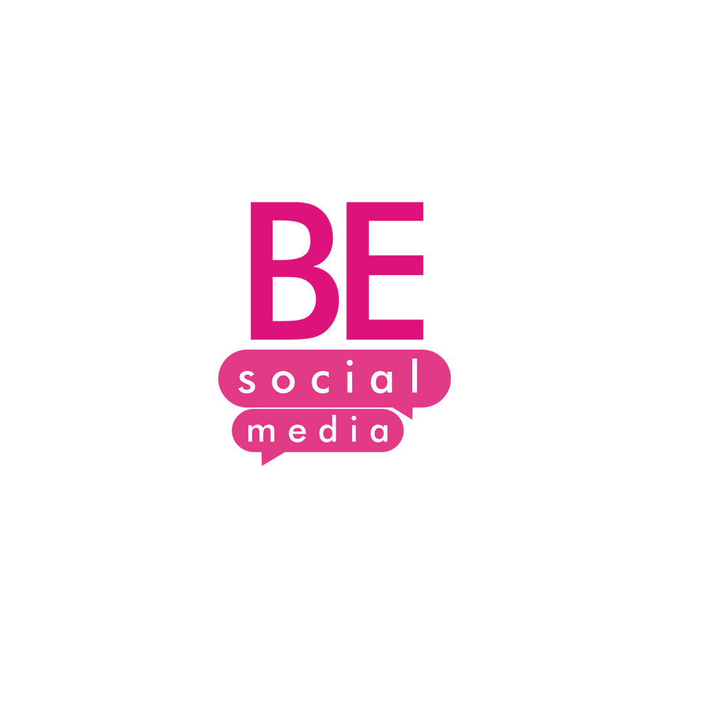 Logo Design by Bobby Yoga P - Entry No. 15 in the Logo Design Contest Imaginative Logo Design for Be Social With Media.