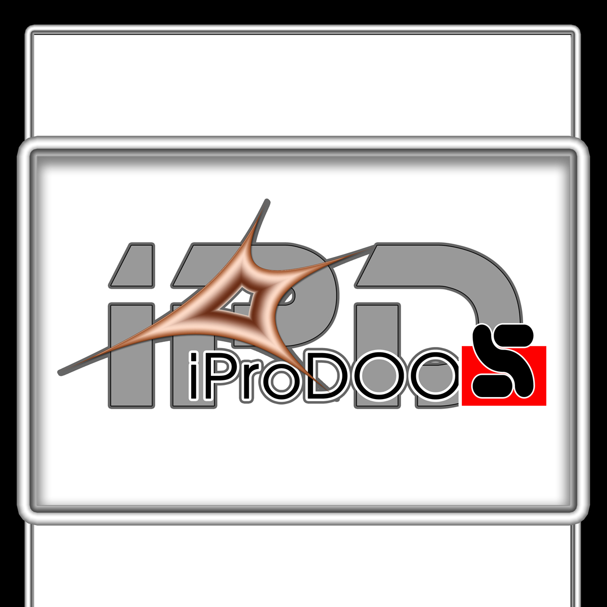 Logo Design by MITUCA ANDREI - Entry No. 49 in the Logo Design Contest New Logo Design for iProdoos.