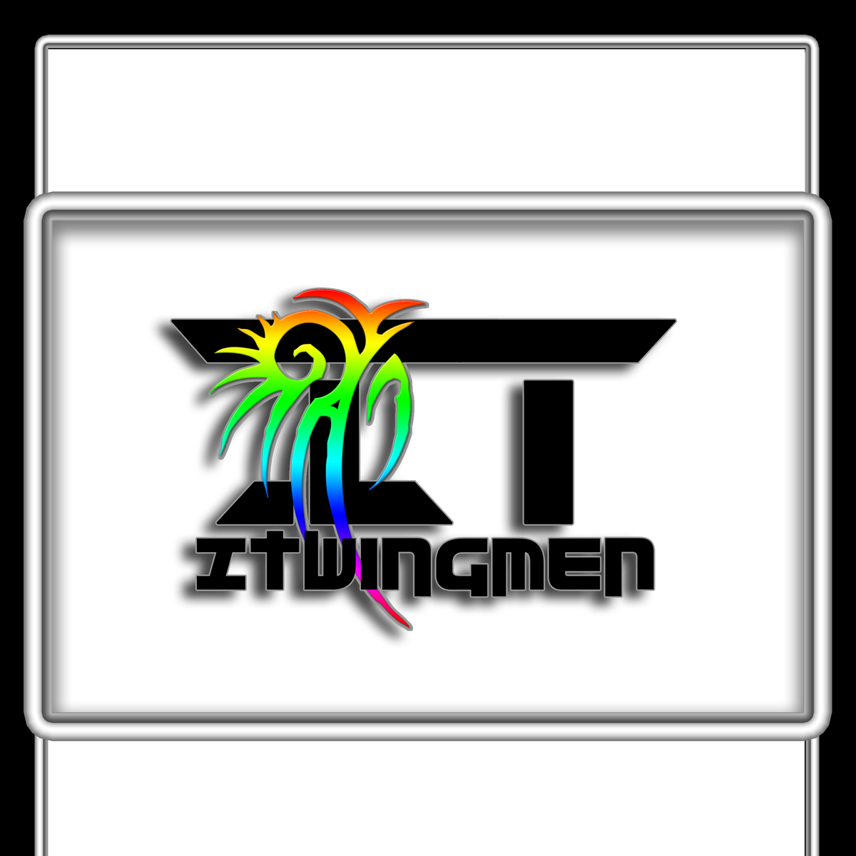 Logo Design by MITUCA ANDREI - Entry No. 23 in the Logo Design Contest New Logo Design for IT Wingmen.