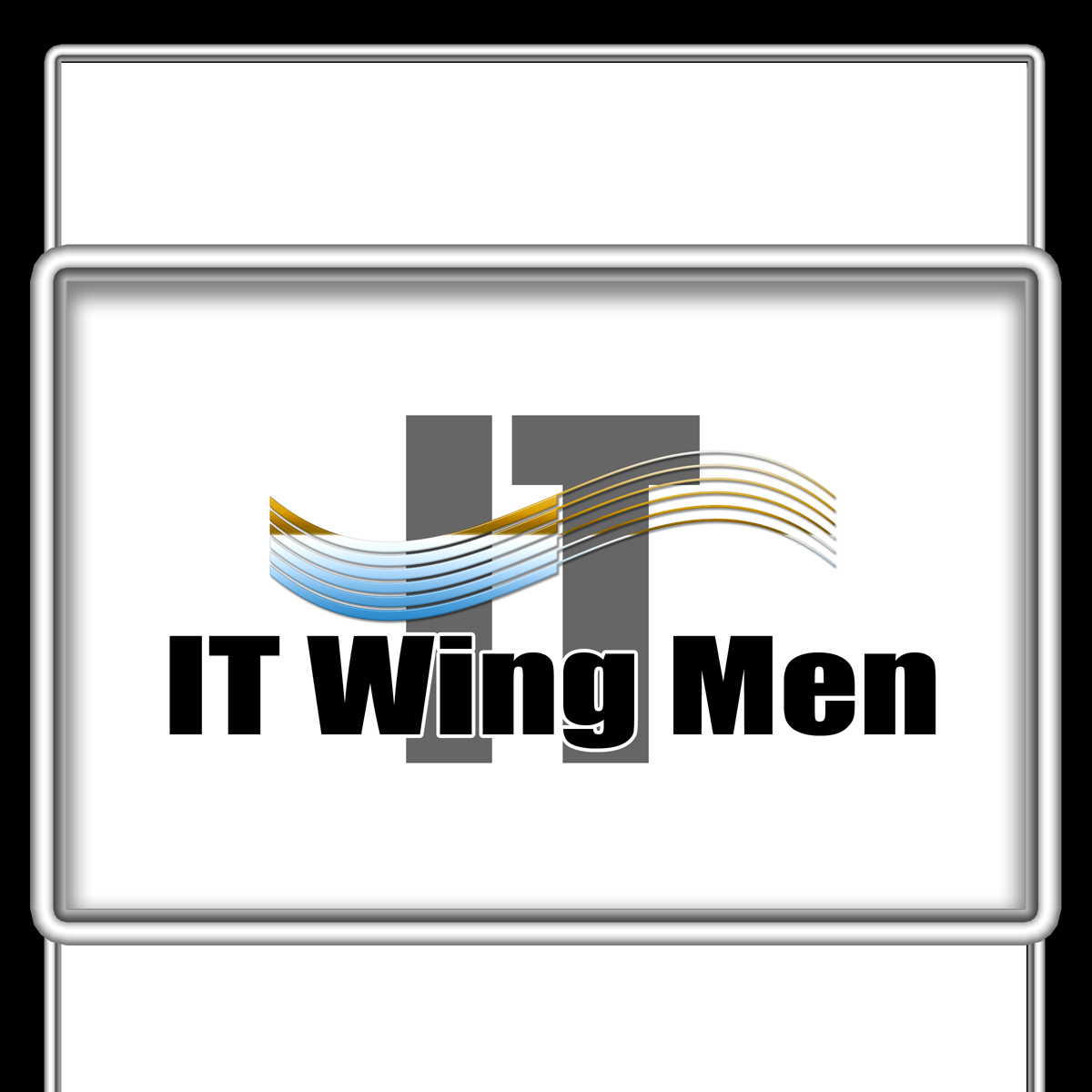 Logo Design by MITUCA ANDREI - Entry No. 26 in the Logo Design Contest New Logo Design for IT Wingmen.