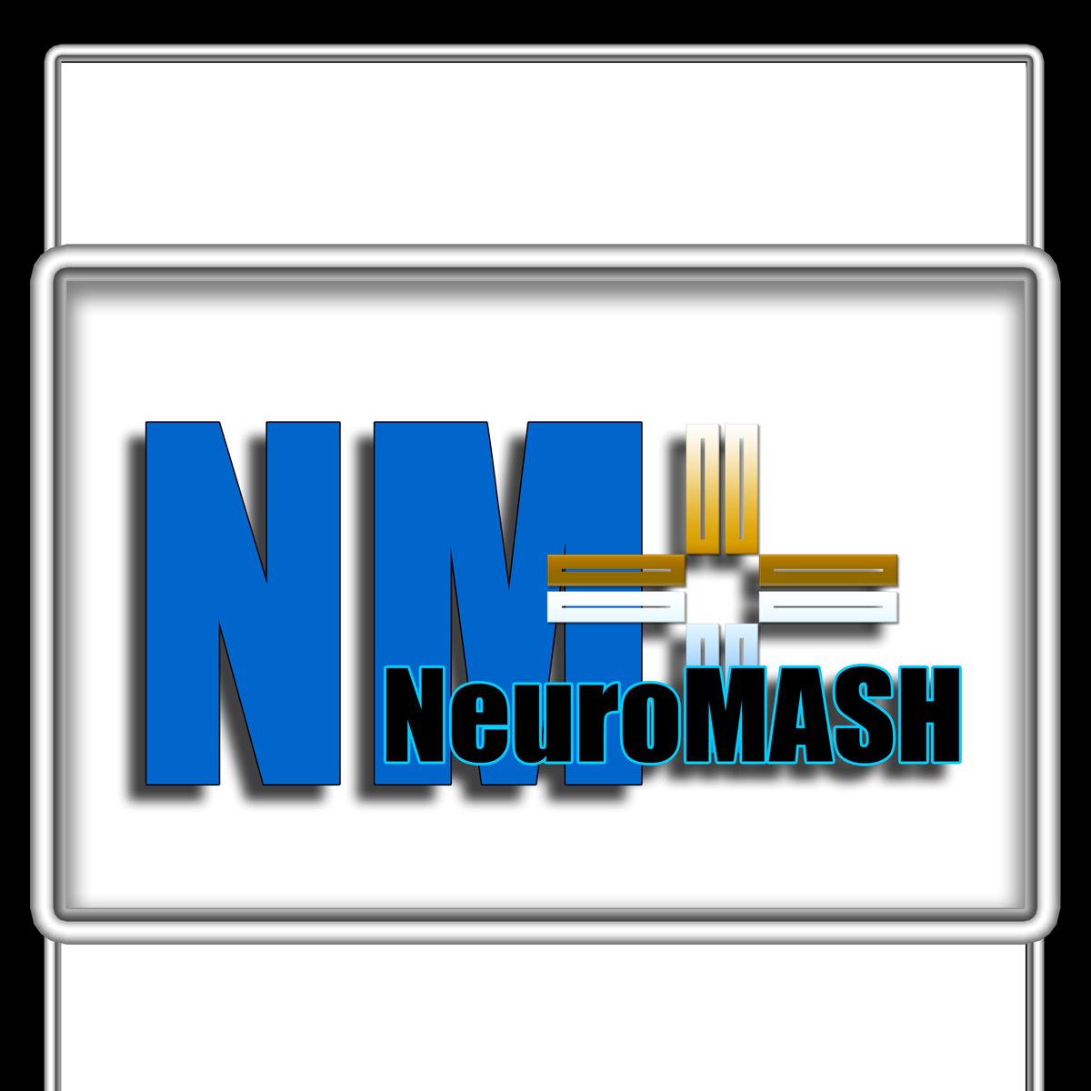 Logo Design by MITUCA ANDREI - Entry No. 17 in the Logo Design Contest Unique Logo Design Wanted for NeuroMash.