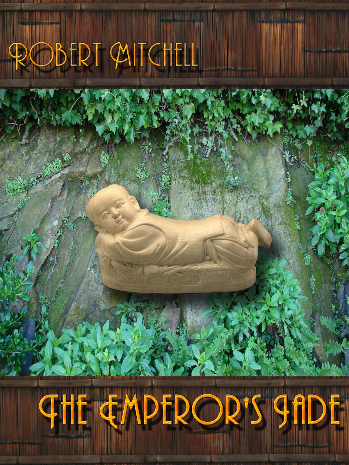 Book Cover Design by MITUCA ANDREI - Entry No. 23 in the Book Cover Design Contest Book Cover Design for The Emperor's Jade.