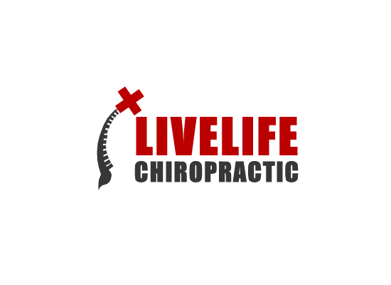 Logo Design by Ismail Adhi Wibowo - Entry No. 10 in the Logo Design Contest Captivating Logo Design for LiveLife Chiropractic.