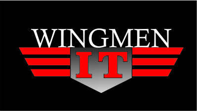 Logo Design by Agus Martoyo - Entry No. 29 in the Logo Design Contest New Logo Design for IT Wingmen.