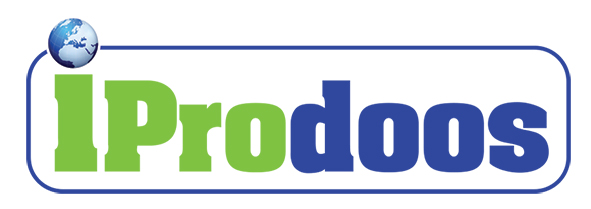 Logo Design by Mohamed Sheikh - Entry No. 60 in the Logo Design Contest New Logo Design for iProdoos.