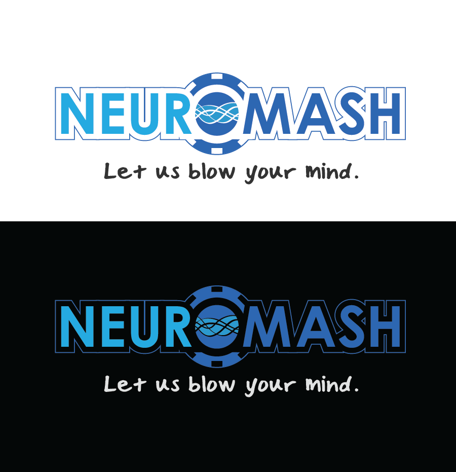 Logo Design by Christina Evans - Entry No. 19 in the Logo Design Contest Unique Logo Design Wanted for NeuroMash.