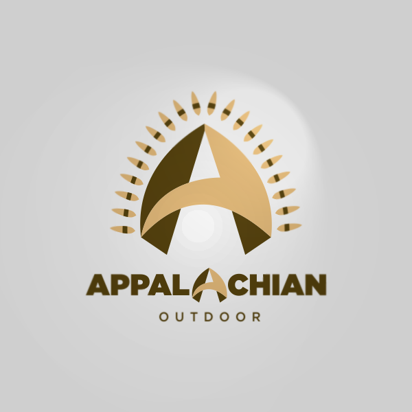 Logo Design by Private User - Entry No. 2 in the Logo Design Contest Imaginative Logo Design for Appalachian Outdoor Readiness & Essentials.