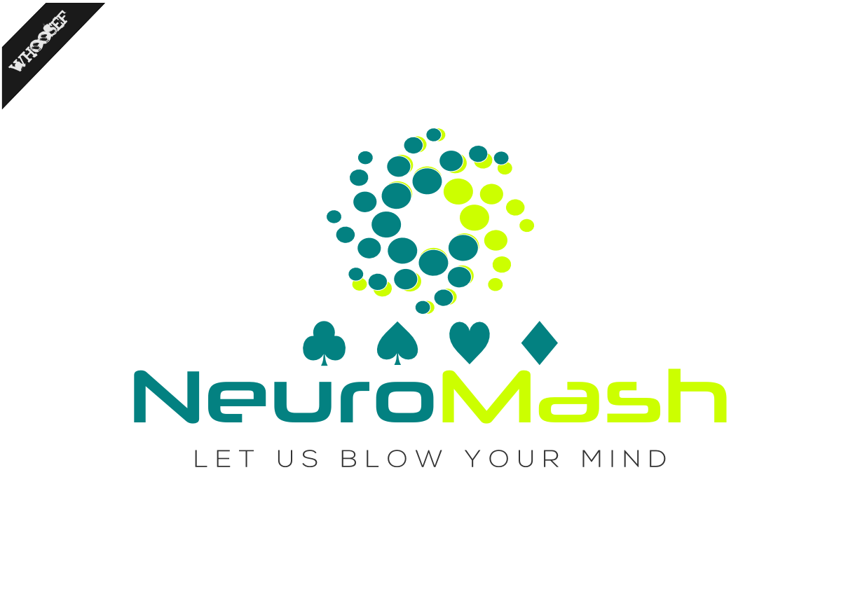Logo Design by whoosef - Entry No. 20 in the Logo Design Contest Unique Logo Design Wanted for NeuroMash.