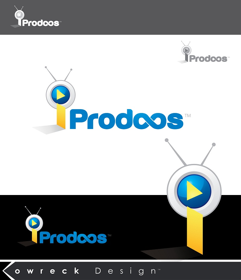 Logo Design by kowreck - Entry No. 66 in the Logo Design Contest New Logo Design for iProdoos.