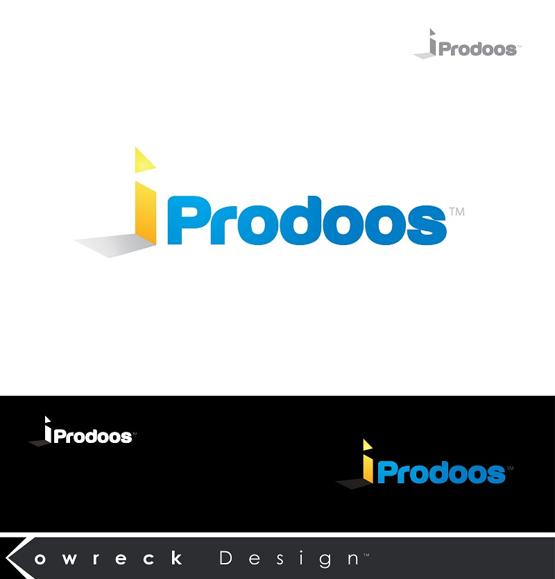 Logo Design by kowreck - Entry No. 67 in the Logo Design Contest New Logo Design for iProdoos.