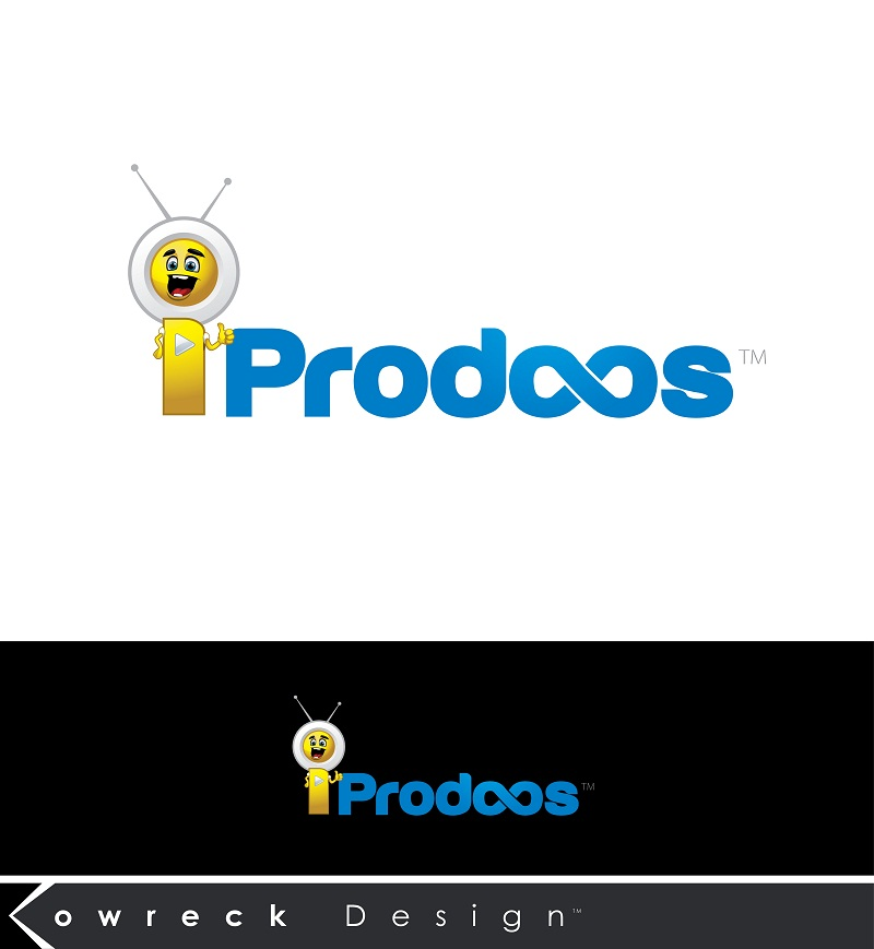 Logo Design by kowreck - Entry No. 68 in the Logo Design Contest New Logo Design for iProdoos.
