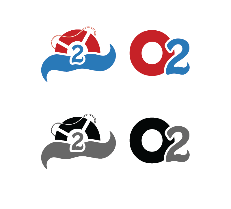Logo Design by Christina Evans - Entry No. 58 in the Logo Design Contest Artistic Logo Design for O2.