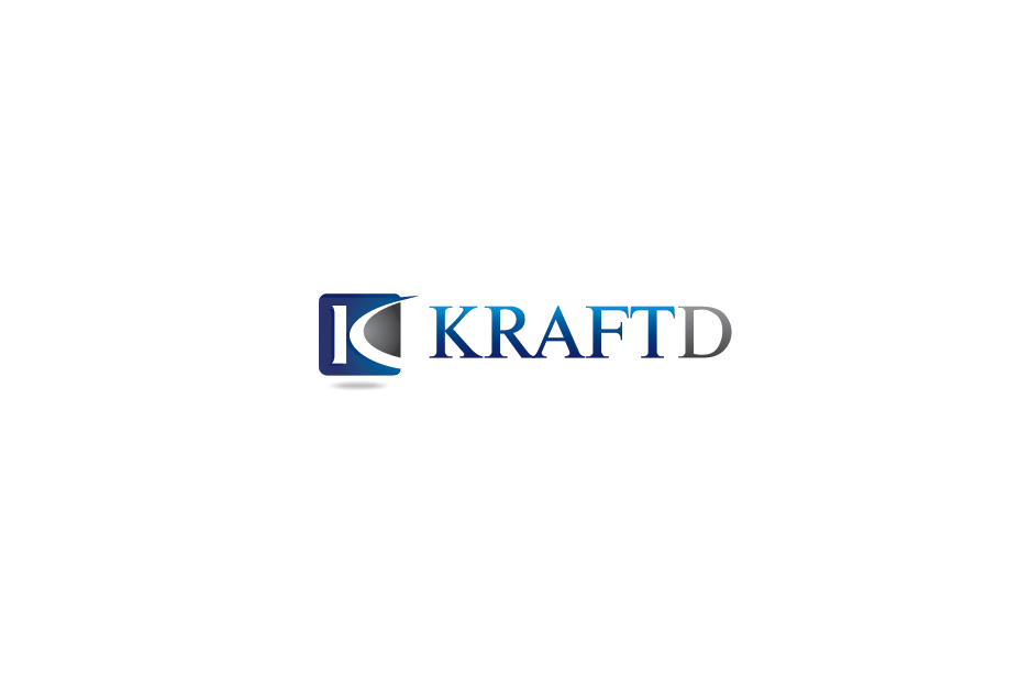 Logo Design by Private User - Entry No. 395 in the Logo Design Contest Unique Logo Design Wanted for Kraft D Inc.