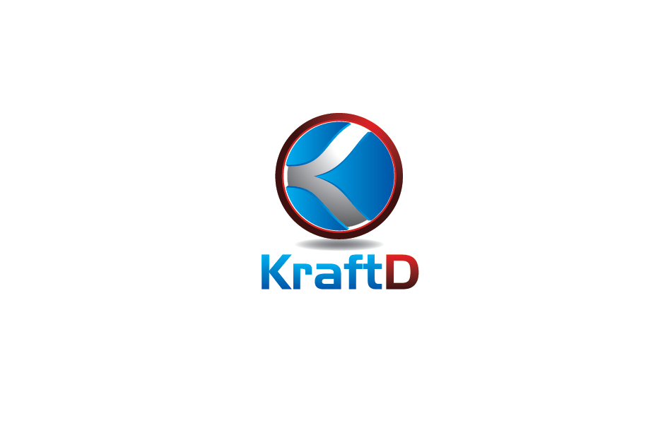 Logo Design by Private User - Entry No. 397 in the Logo Design Contest Unique Logo Design Wanted for Kraft D Inc.