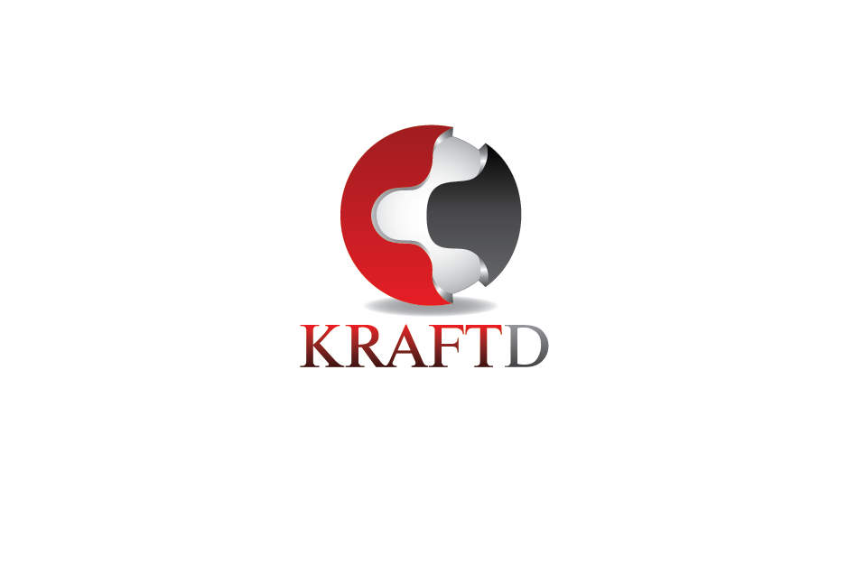 Logo Design by Private User - Entry No. 399 in the Logo Design Contest Unique Logo Design Wanted for Kraft D Inc.