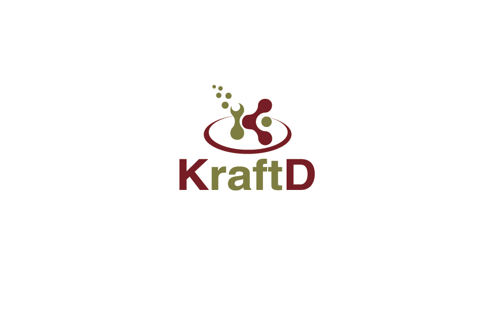 Logo Design by Private User - Entry No. 400 in the Logo Design Contest Unique Logo Design Wanted for Kraft D Inc.