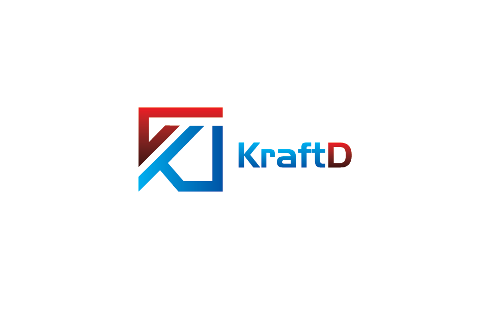 Logo Design by Private User - Entry No. 401 in the Logo Design Contest Unique Logo Design Wanted for Kraft D Inc.