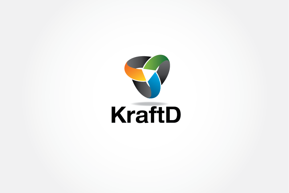 Logo Design by Private User - Entry No. 402 in the Logo Design Contest Unique Logo Design Wanted for Kraft D Inc.