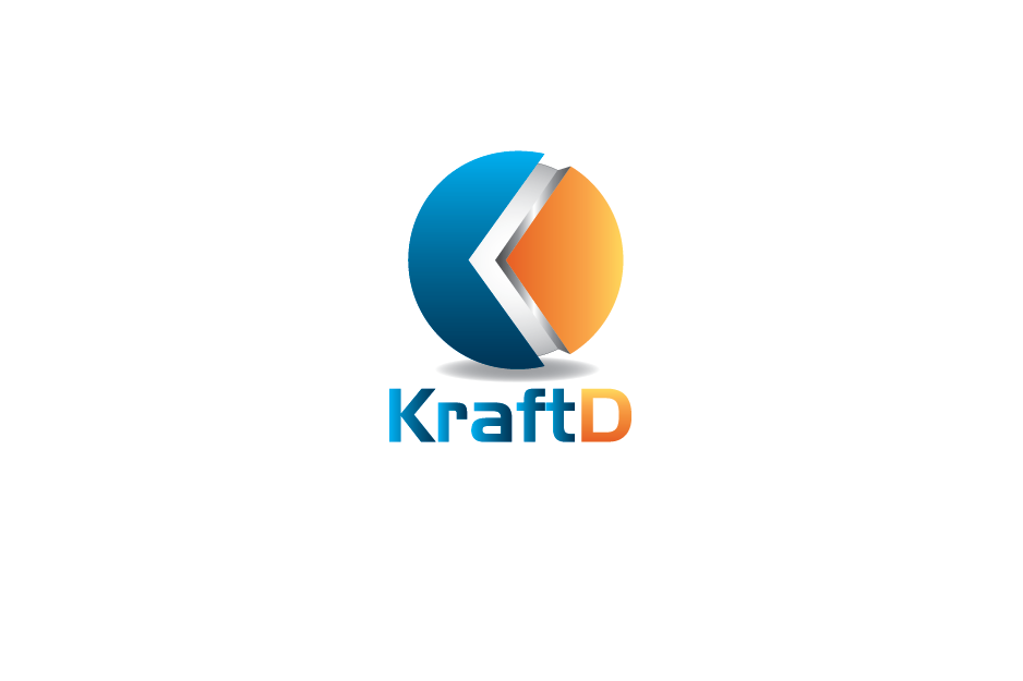 Logo Design by Private User - Entry No. 407 in the Logo Design Contest Unique Logo Design Wanted for Kraft D Inc.
