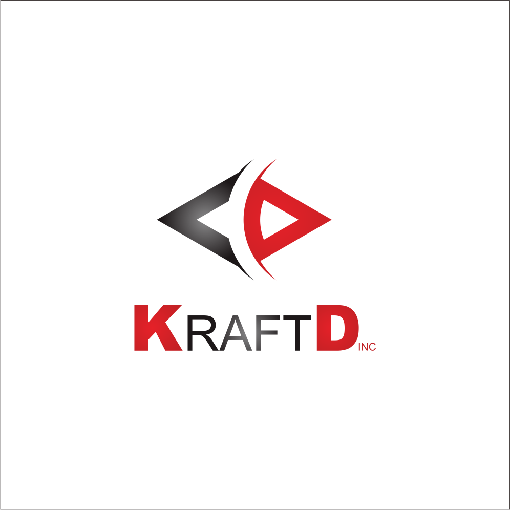 Logo Design by Armada Jamaluddin - Entry No. 408 in the Logo Design Contest Unique Logo Design Wanted for Kraft D Inc.