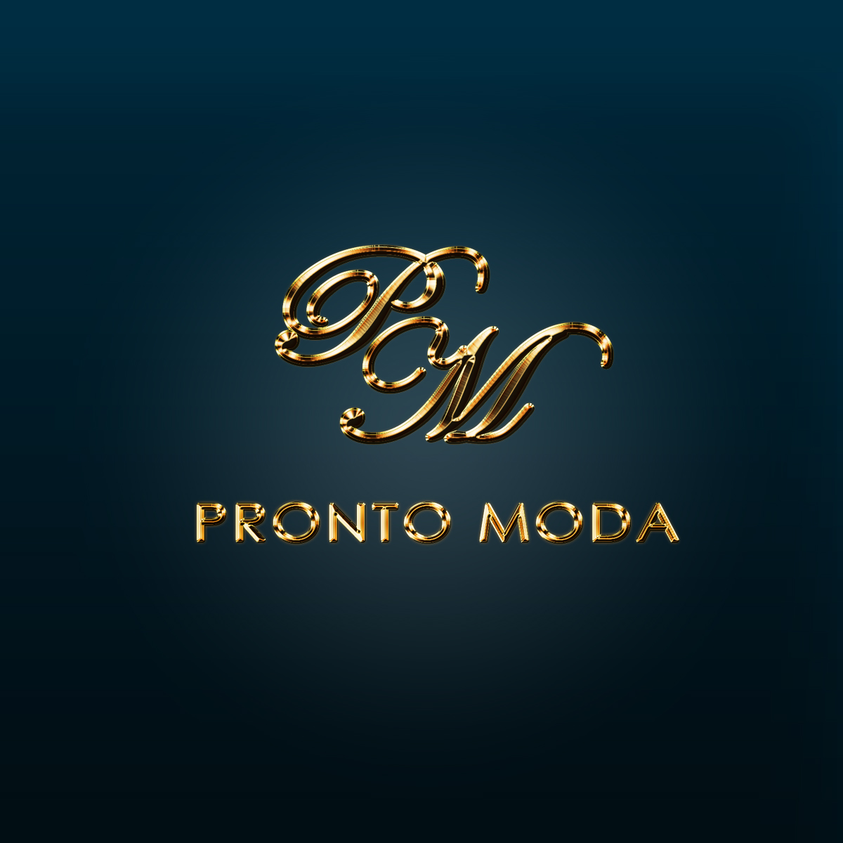 Logo Design by Private User - Entry No. 42 in the Logo Design Contest Captivating Logo Design for Pronto moda.