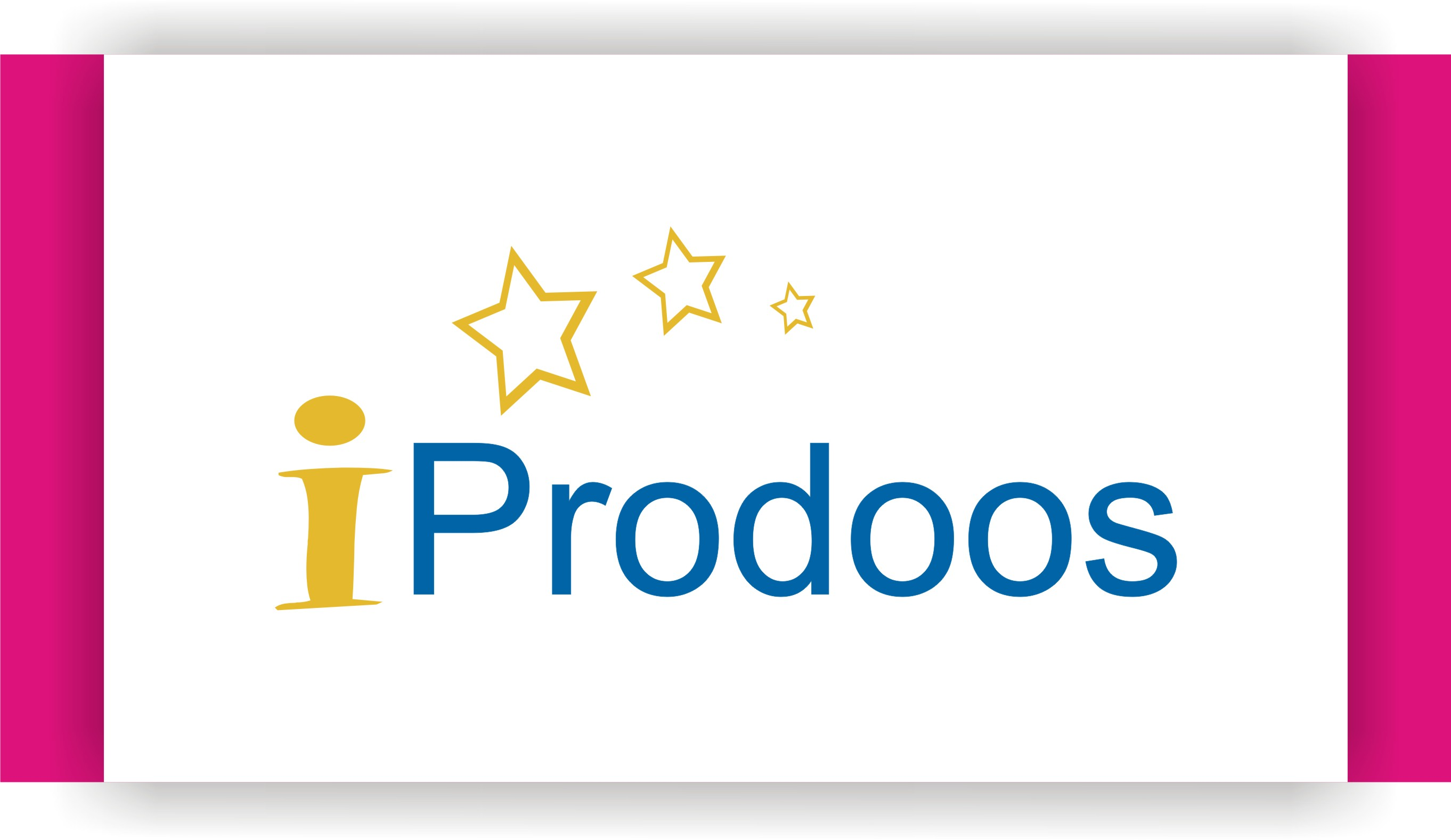 Logo Design by Shailender Kumar - Entry No. 70 in the Logo Design Contest New Logo Design for iProdoos.