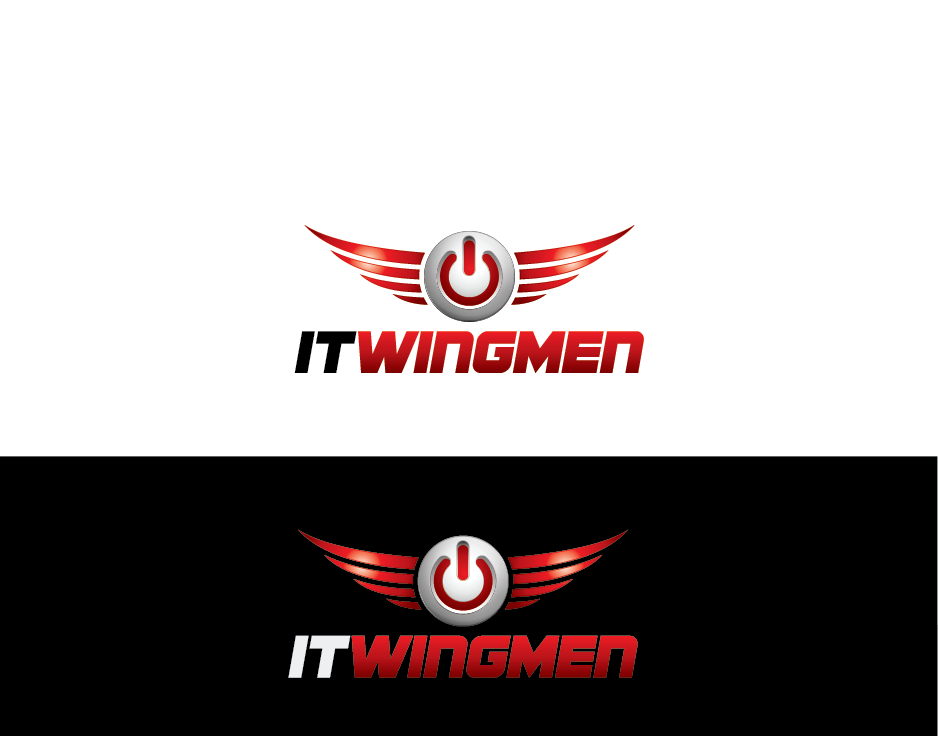 Logo Design by Private User - Entry No. 33 in the Logo Design Contest New Logo Design for IT Wingmen.