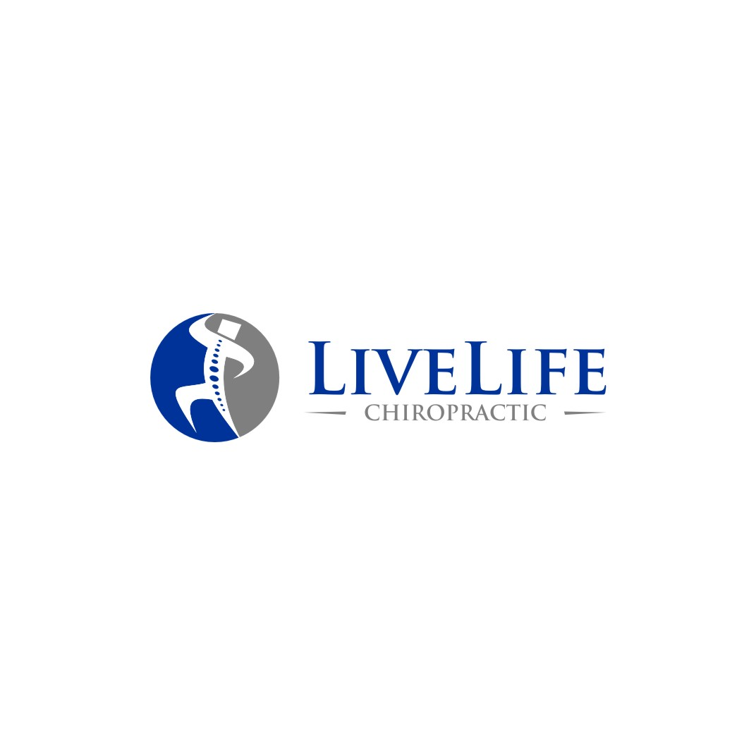 Logo Design by untung - Entry No. 15 in the Logo Design Contest Captivating Logo Design for LiveLife Chiropractic.