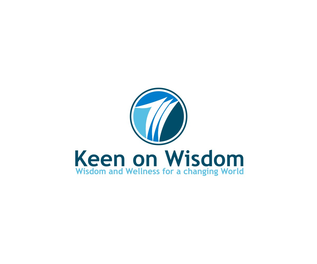 Logo Design by untung - Entry No. 6 in the Logo Design Contest Logo Design for Keen on Wisdom, Keen for Life, Keen 4 Life.