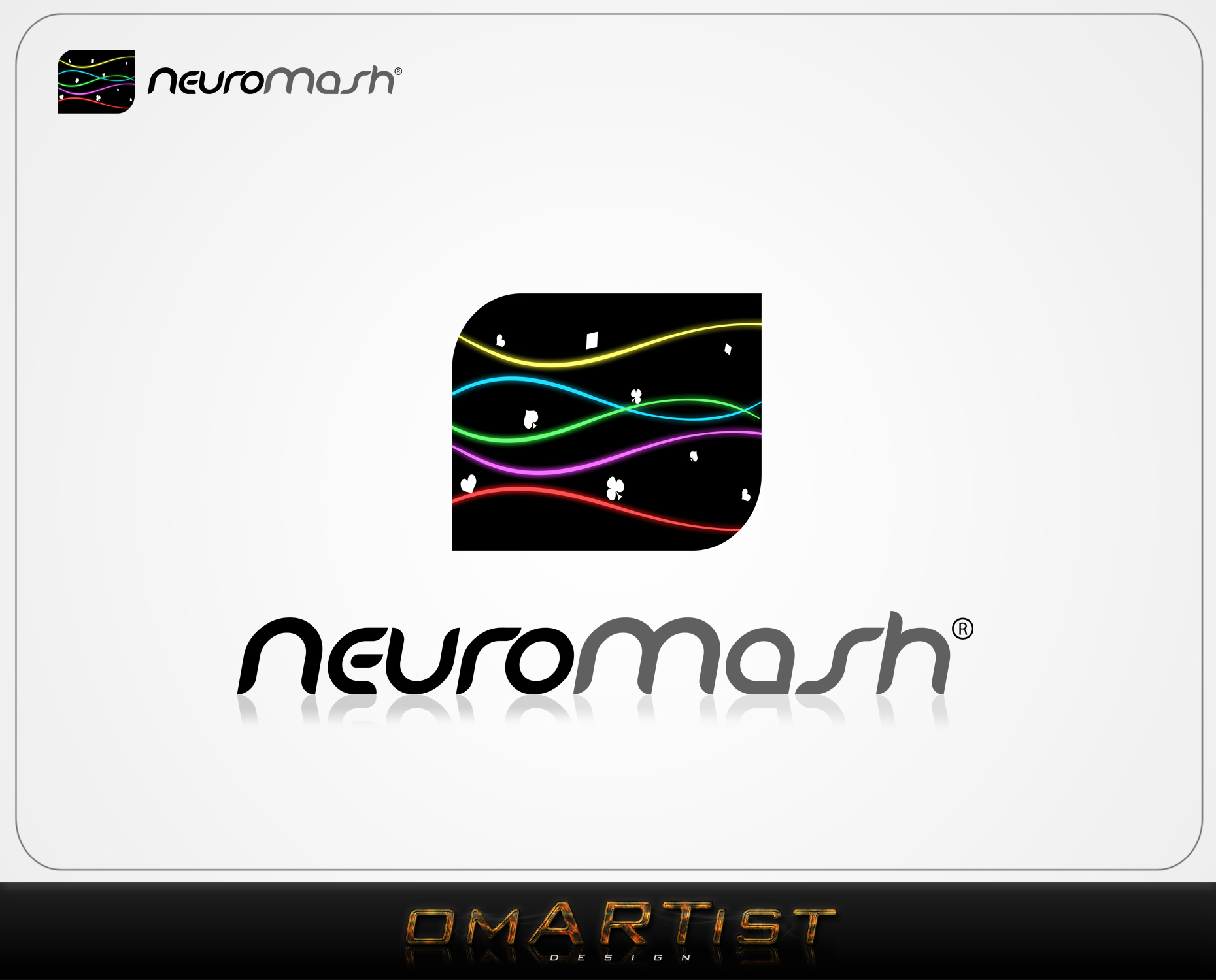 Logo Design by omARTist - Entry No. 23 in the Logo Design Contest Unique Logo Design Wanted for NeuroMash.