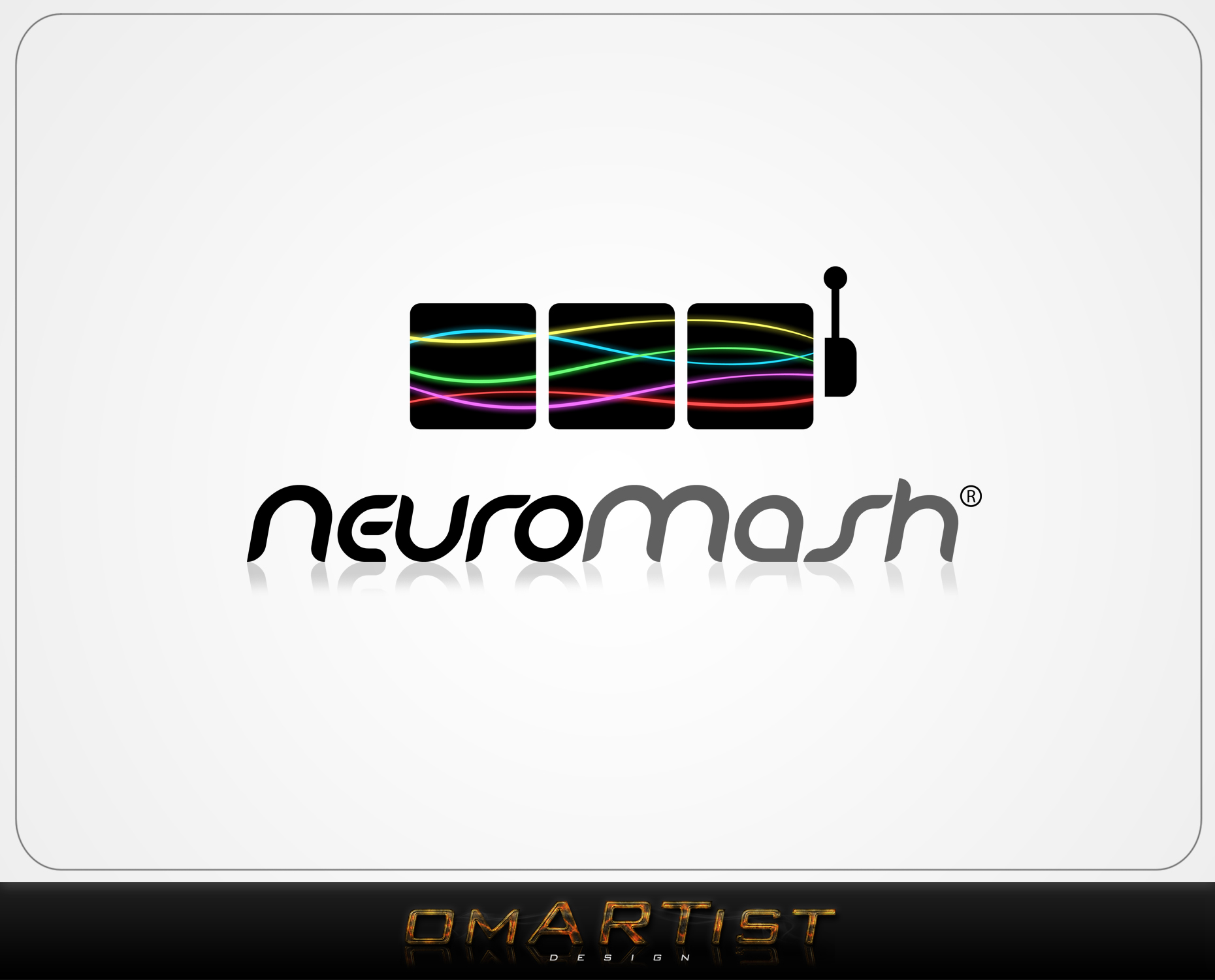 Logo Design by omARTist - Entry No. 25 in the Logo Design Contest Unique Logo Design Wanted for NeuroMash.