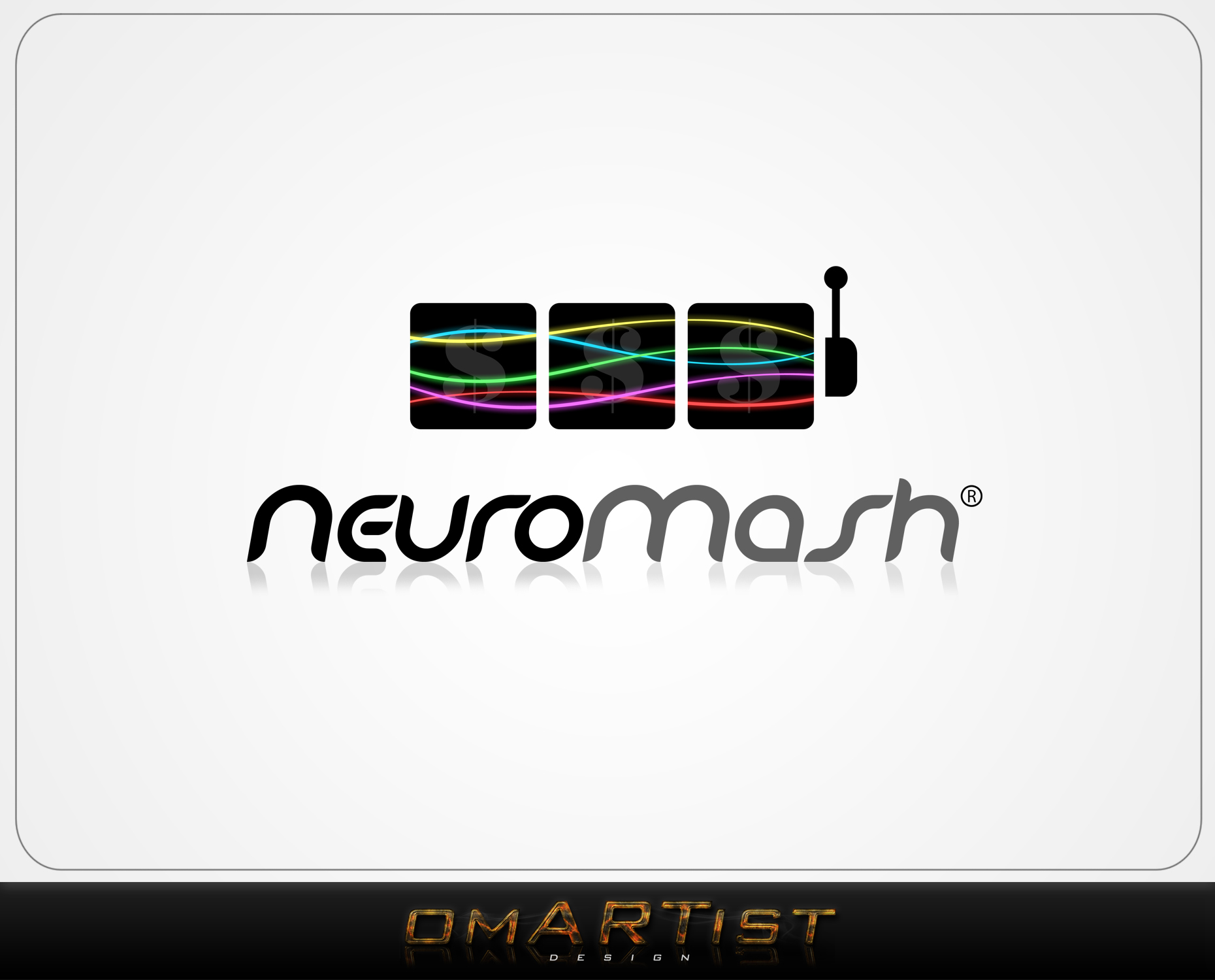 Logo Design by omARTist - Entry No. 26 in the Logo Design Contest Unique Logo Design Wanted for NeuroMash.