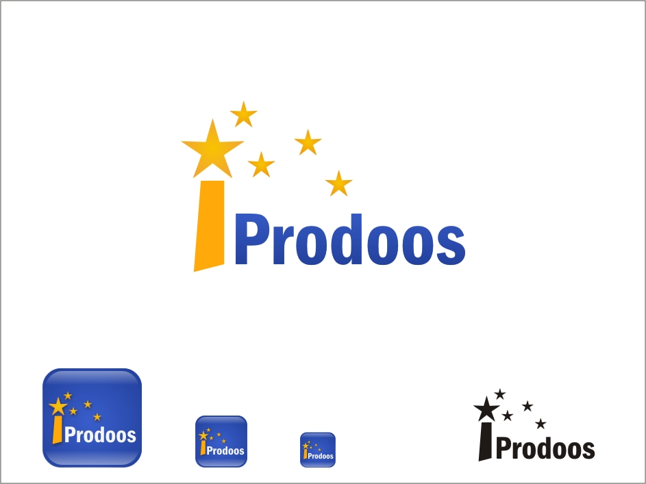 Logo Design by RED HORSE design studio - Entry No. 82 in the Logo Design Contest New Logo Design for iProdoos.