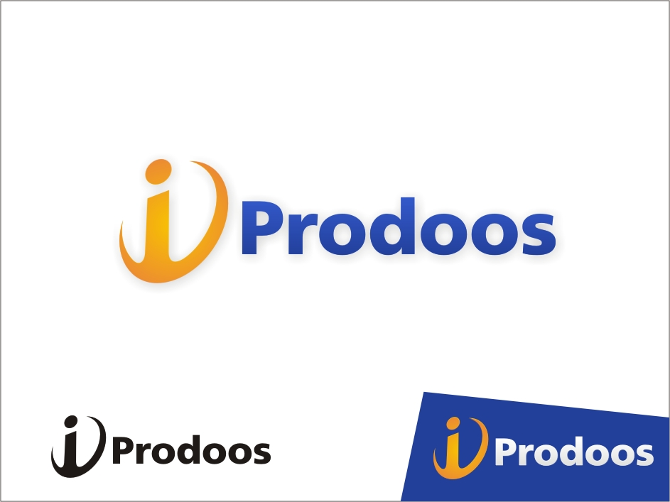 Logo Design by RED HORSE design studio - Entry No. 85 in the Logo Design Contest New Logo Design for iProdoos.
