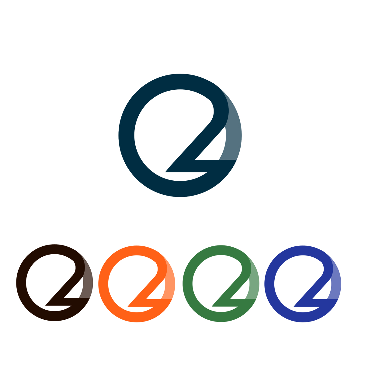 Logo Design by Private User - Entry No. 64 in the Logo Design Contest Artistic Logo Design for O2.