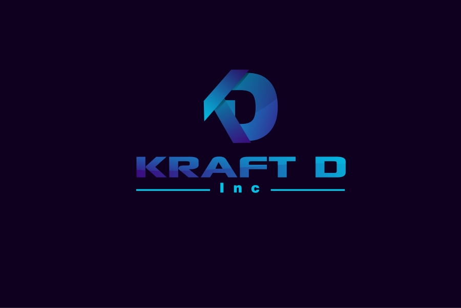 Logo Design by Private User - Entry No. 424 in the Logo Design Contest Unique Logo Design Wanted for Kraft D Inc.