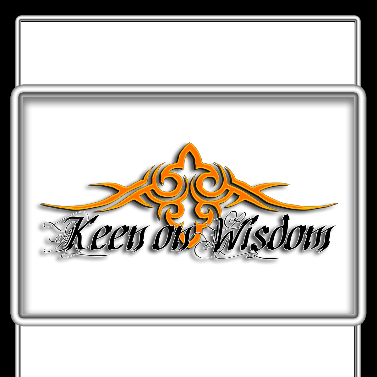 Logo Design by MITUCA ANDREI - Entry No. 8 in the Logo Design Contest Logo Design for Keen on Wisdom, Keen for Life, Keen 4 Life.